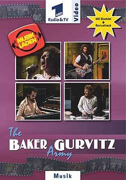 BAKER GURVITZ ARMY THE DVD ZONE 2 *NEW*
