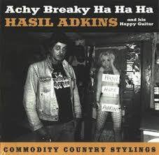 ADKINS HASIL & HIS HAPPY GUITAR-ACHY BREAKY HA HA HA LP *NEW*