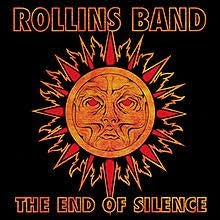 ROLLINS BAND-THE END OF OF SILENCE 2LP VG COVER VG