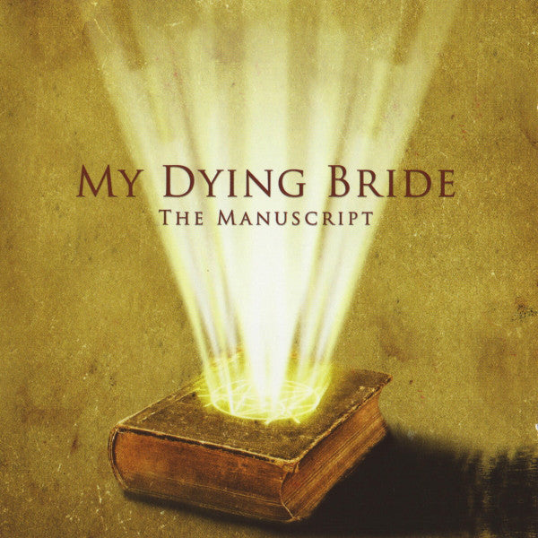 MY DYING BRIDE-THE MANUSCRIPT EP *NEW*