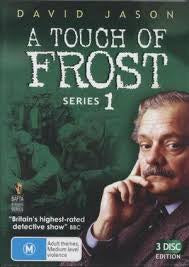 A TOUCH OF FROST-SERIES ONE 3DVD VG