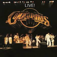 COMMODORES-LIVE! 2LP VG COVER VG
