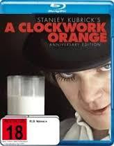 A CLOCKWORK ORANGE BLURAY NM