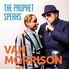 MORRISON VAN-THE PROPHET SPEAKS 2LP *NEW*