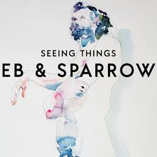 EB & SPARROW-SEEING THINGS CD *NEW*