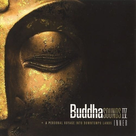 BUDDHA SOUNDS IV INNER-VARIOUS ARTISTS CD *NEW*