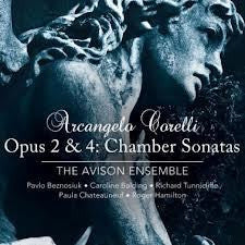 CORELLI ARCHANGELO-OPUS 2 AND 4 CHAMBER SONATAS *NEW*