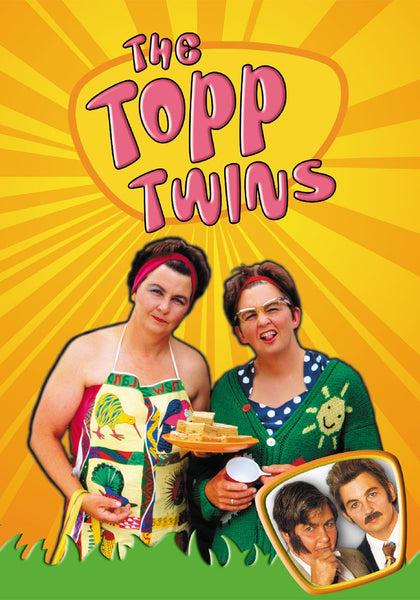 TOPP TWINS-VOLUME ONE DVD VG