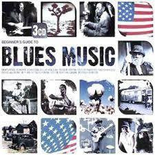 BEGINNERS GUIDE TO BLUES MUSIC-VARIOUS ARTISTS 3CD VG