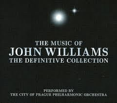 WILLIAMS JOHN-THE MUSIC OF DEFINITIVE COLLECTION 6CD *NEW*