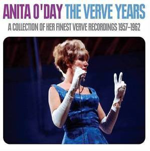 O'DAY ANITA-THE VERVE YEARS 3 CD *NEW*