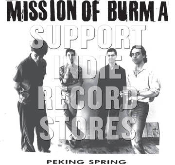 MISSION OF BURMA-PEKING SPRING LP *NEW*
