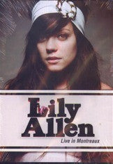 ALLEN LILY-LIVE IN MONTREAUX DVD *NEW*