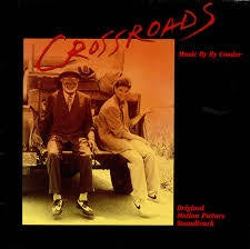 COODER RY-CROSSROADS OST LP NM COVER VG