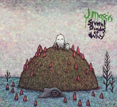 MASCIS J.-SEVERAL SHADES OF WHY LP VG+ COVER NM