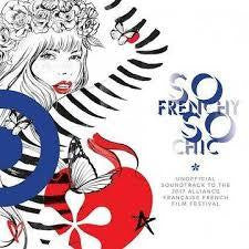 SO FRENCHY SO CHIC 2017-VARIOUS ARTISTS 2CD *NEW*