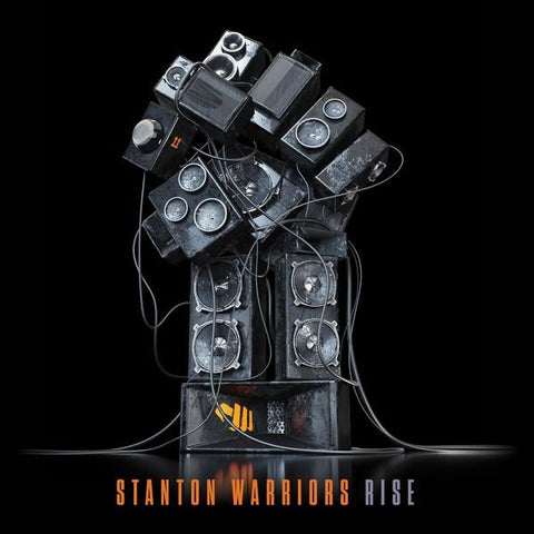 STANTON WARRIORS-RISE 2LP *NEW*
