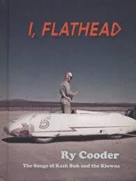 COODER RY-I FLATHEAD DELUXE CD AND BOOK  VG