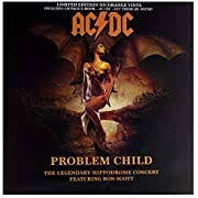 AC/DC-PROBLEM CHILD ORANGE VINYL LP *NEW*