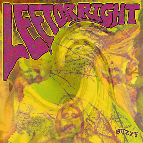 LEFT OR RIGHT-BUZZY CD VG