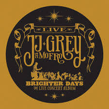 GREY JJ & MOFRO-BRIGHTER DAYS CD+DVD *NEW*