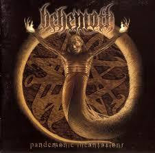 BEHEMOTH-PANDEMONIC INCANTATIONS CD NM