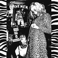 "CAVEMEN THE-DOG ON A CHAIN PINK VINYL  7"" *NEW*"