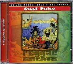 STEEL PULSE-REGGAE GREATS CD VG