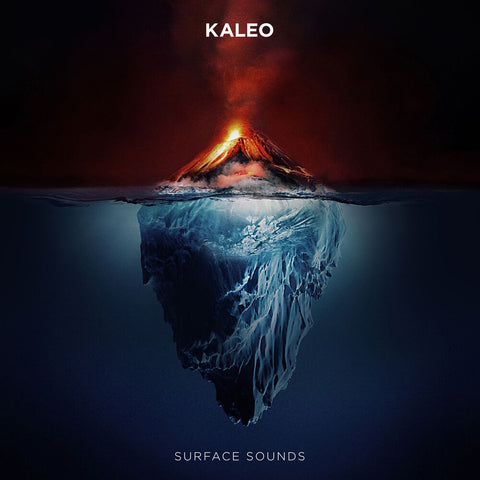 KALEO-SURFACE SOUNDS WHITE VINYL 2LP *NEW*