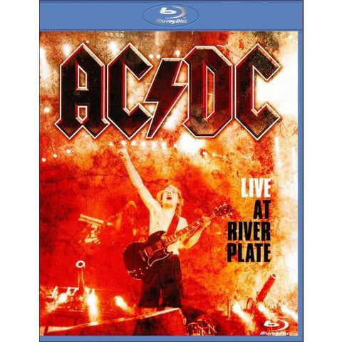 AC/DC-LIVE AT RIVER PLATE BLURAY VG+