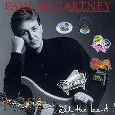 MCCARTNEY PAUL-ALL THE BEST 2LP VG COVER VG+