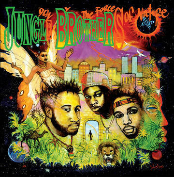 JUNGLE BROTHERS-DONE BY THE FORCES OF NATURE 2LP *NEW*