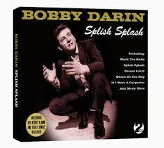 DARIN BOBBY-SPLISH SPLASH 2CD VG
