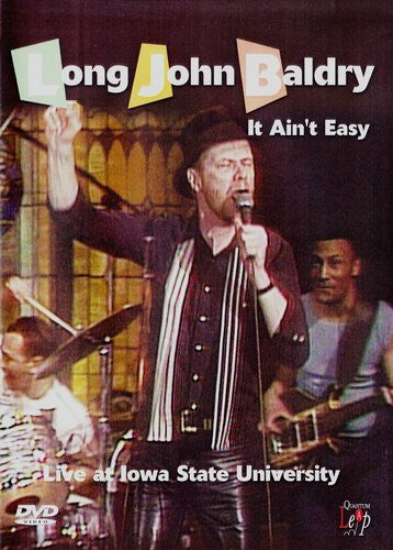 BALDRY LONG JOHN-IT AINT EASY DVD LN