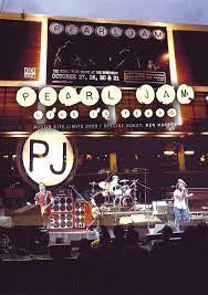 PEARL JAM LIVE IN TEXAS DVD NM
