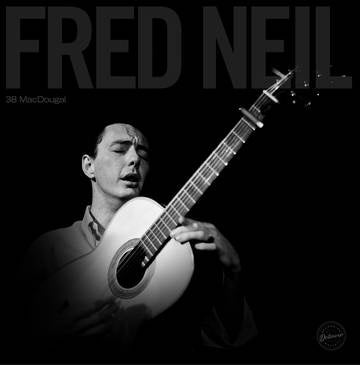 NEIL FRED-38 MACDOUGAL CLEAR VINYL LP *NEW*