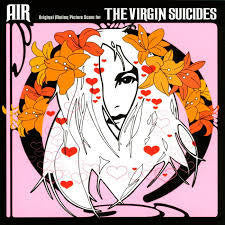 AIR-THE VIRGIN SUICIDES OST CD VG
