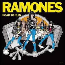 RAMONES-ROAD TO RUIN LP *NEW*