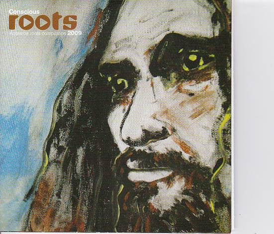 CONSCIOUS ROOTS 5-VARIOUS ARTISTS CD VG