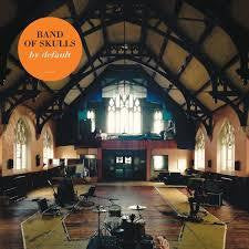 BAND OF SKULLS-BY DEFAULT CD *NEW*