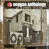 REGGAE ANTHOLOGY THE CHANNEL ONE STORY-VARIOUS 3LP EX COVER EX