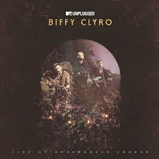 BIFFY CLYRO-MTV UNPLUGGED: LIVE AT THE ROUNDHOUSE CD+DVD *NEW*