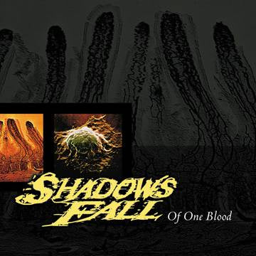 SHADOWS FALL-OF ONE BLOOD RED VINYL LP *NEW*