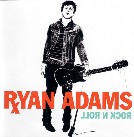 ADAMS RYAN-ROCK N ROLL CD VG+