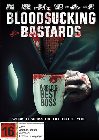 BLOODSUCKING BASTARDS DVD VG