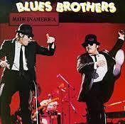 BLUES BROTHERS-MADE IN AMERICA LP VG COVER VG