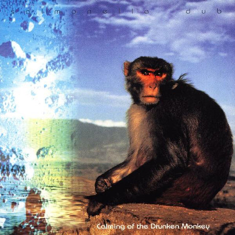 SALMONELLA DUB-CALMING OF THE DRUNKEN MONKEY CD VG