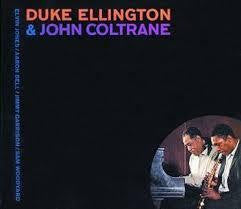 ELLINGTON DUKE-DUKE ELLINGTON AND JOHN COLTRANE LP *NEW*