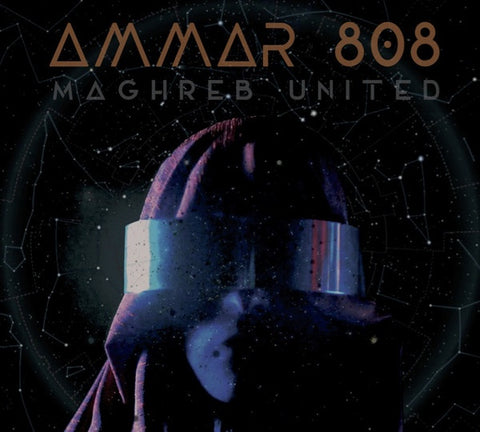 AMMAR 808-MAGHREB UNITED CD *NEW*