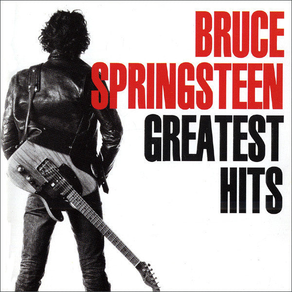 SPRINGSTEEN BRUCE-GREATEST HITS CD VG+